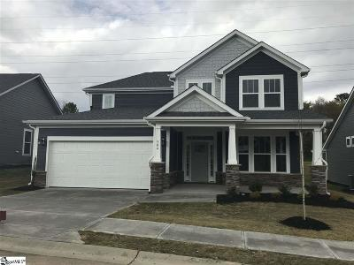 Taylors Single Family Home For Sale: 504 Dewy Meadows