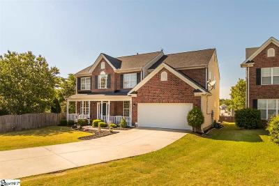 Greer SC Single Family Home Contingency Contract: $255,000