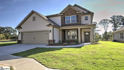 Simpsonville Single Family Home For Sale: 210 Redmont