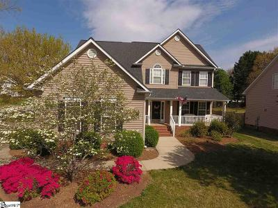 Single Family Home For Sale: 130 Summer Hill