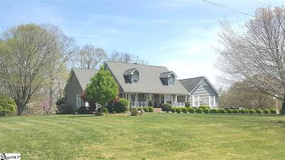 Easley Single Family Home Contingency Contract: 114 Cannon
