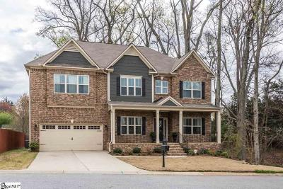 Greenville Single Family Home Contingency Contract: 5 Allwood