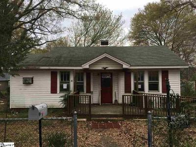 Inman Single Family Home For Sale: 23 Pine