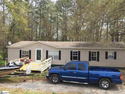 Piedmont Mobile Home For Sale: 116 Apple