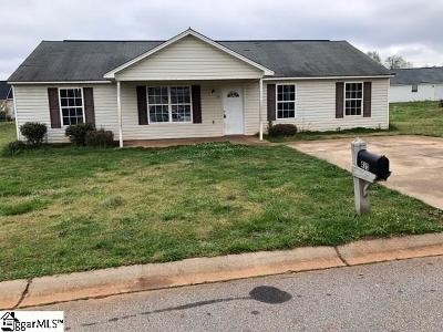 Piedmont Single Family Home Contingency Contract: 420 Rudd
