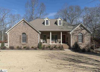 Anderson Single Family Home For Sale: 905 Snug Harbor
