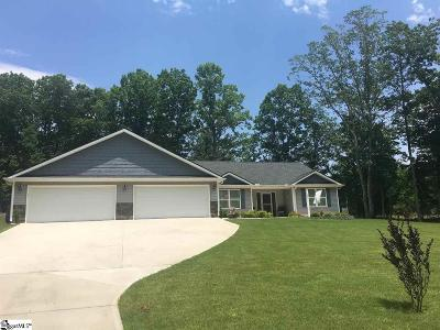 Travelers Rest Single Family Home For Sale: 400 Bowers