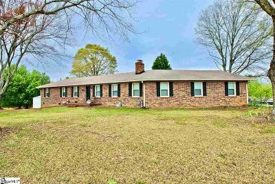 Piedmont Single Family Home Contingency Contract: 1700 River