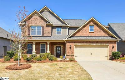 Greer Single Family Home Contingency Contract: 90 Wood Hollow