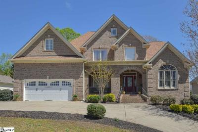 Taylors Single Family Home For Sale: 22 River Park