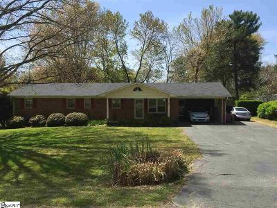 Inman Single Family Home For Sale: 175 Inn View