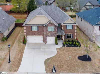 Simpsonville Single Family Home For Sale: 30 Lazy Willow