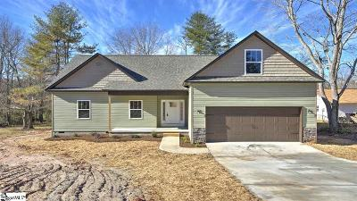 Travelers Rest Single Family Home For Sale: 203 Tubbs Mountain