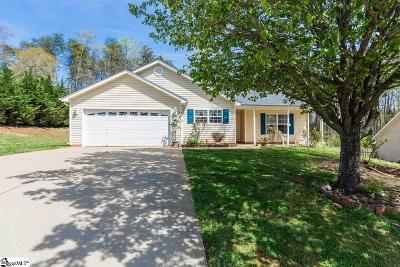 Taylors Single Family Home For Sale: 209 Bitternut
