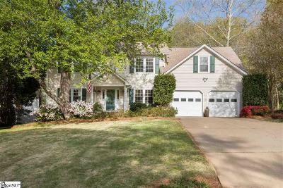Greenville SC Single Family Home Contingency Contract: $268,500