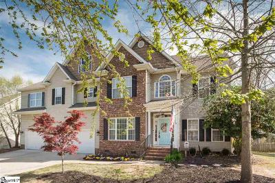 Simpsonville Single Family Home For Sale: 506 Worchester