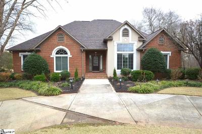Duncan Single Family Home For Sale: 263 River Falls