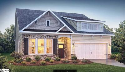 Taylors Single Family Home For Sale: 123 Crowned Eagle