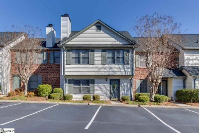 Mauldin Condo/Townhouse Contingency Contract: 1909 Springwood