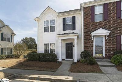Greer Condo/Townhouse Contingency Contract: 50 Spring Crossing