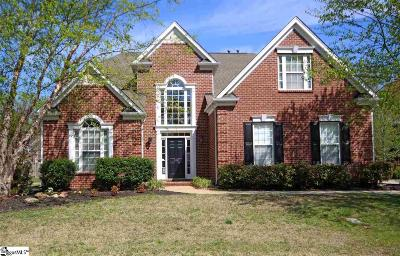 Simpsonville Single Family Home Contingency Contract: 106 Honey Crisp