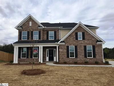 Easley Single Family Home For Sale: 615 N Meadows
