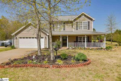 Fountain Inn Single Family Home Contingency Contract: 2 Buck