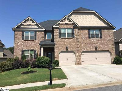 Greer Single Family Home For Sale: 369 Harkins Bluff