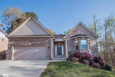 Taylors Single Family Home For Sale: 7 Eastwood
