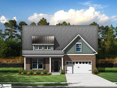 Simpsonville SC Single Family Home For Sale: $252,900