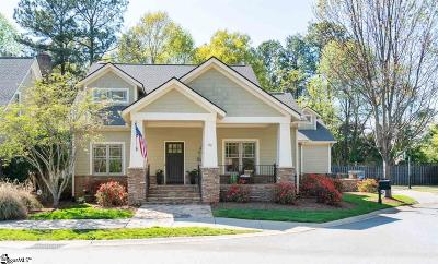 Greenville Single Family Home Contingency Contract: 22 Gossamer