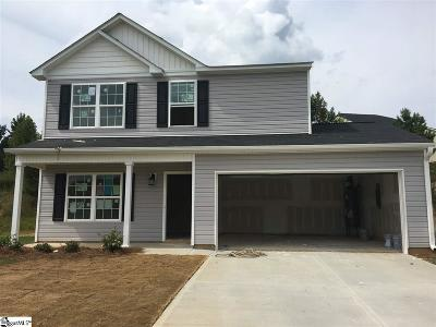 Spartanburg Single Family Home For Sale: 215 Windigo