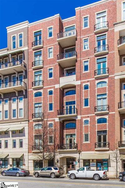 Greenville Condo/Townhouse Contingency Contract: 111 E McBee #Unit 202