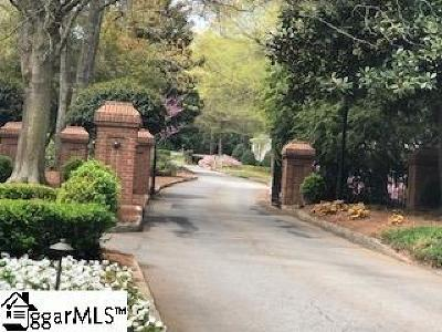 Greenville Residential Lots & Land For Sale: 201 Abbott