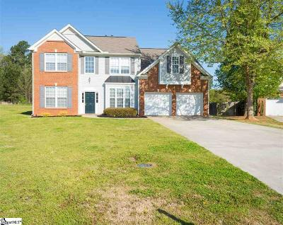 Piedmont Single Family Home For Sale: 136 Bellemere