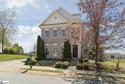 Greenville Single Family Home For Sale: 4 Faraway