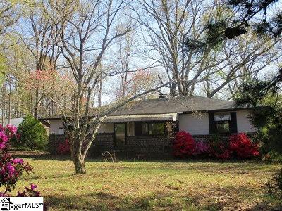 Easley Single Family Home For Sale: 218 Noble