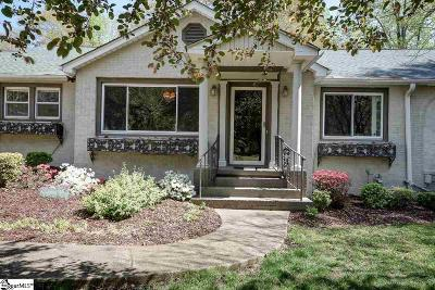 Greenville Single Family Home For Sale: 200 Timber