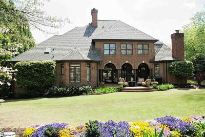 Greer Single Family Home Contingency Contract: 14 Baronne