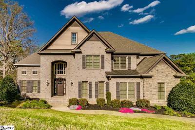 Greer SC Single Family Home For Sale: $699,781