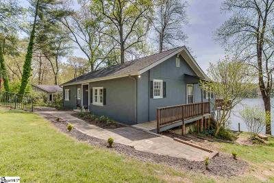 Anderson SC Single Family Home For Sale: $263,500