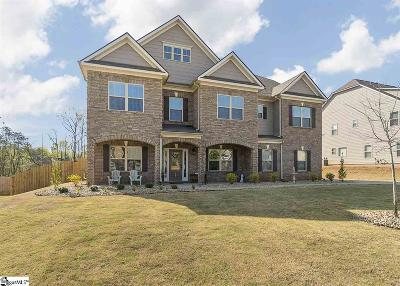Fountain Inn Single Family Home For Sale: 18 Knotty Pine