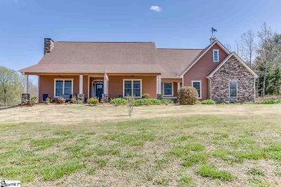 Travelers Rest Single Family Home For Sale: 1400 Highway 414