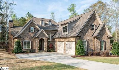 Greer Single Family Home For Sale: 101 Ledgestone