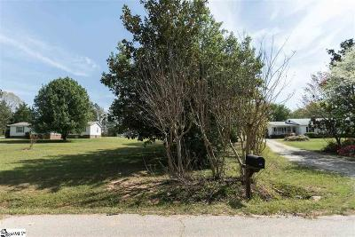 Fountain Inn Residential Lots & Land For Sale: 395 S Nelson
