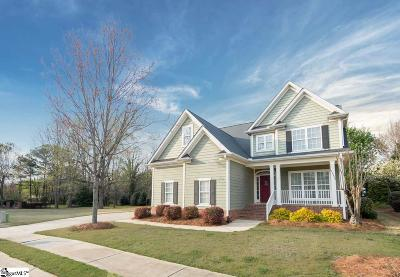 Simpsonville Single Family Home For Sale: 108 Holland Trace