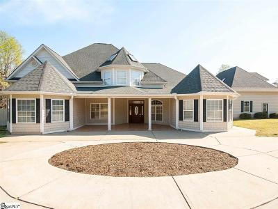 Simpsonville Single Family Home For Sale: 1411 Fairview