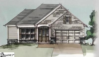 Greenville Single Family Home Contingency Contract: 12 Jackson Parc