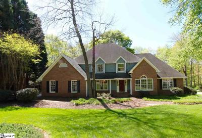 Taylors Single Family Home For Sale: 109 Linkside