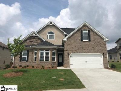 Simpsonville Single Family Home For Sale: 104 Foxhill